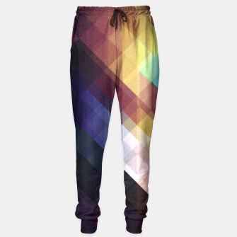 Thumbnail image of Pattern 5 Sweatpants, Live Heroes