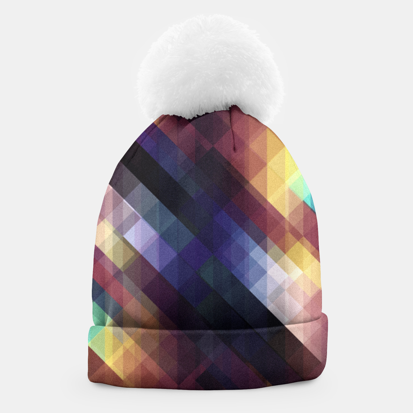 Image of Pattern 5 Beanie - Live Heroes