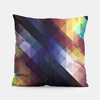 Thumbnail image of Pattern 5 Pillow, Live Heroes