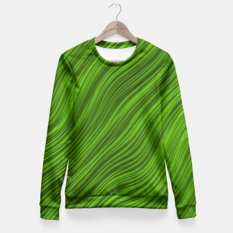 Thumbnail image of Tritium Wave Fitted Waist Sweater, Live Heroes