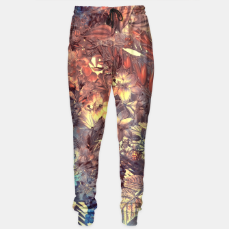 Thumbnail image of flowers and fruits Sweatpants, Live Heroes