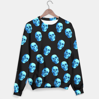 Thumbnail image of Skulls Sweater, Live Heroes