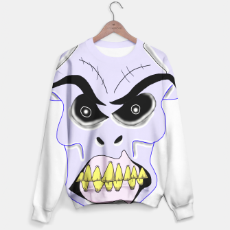 Thumbnail image of Evil Dude Sweater, Live Heroes