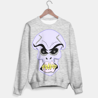Thumbnail image of Evil Dude Sweater regular, Live Heroes