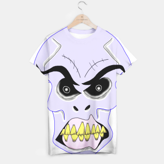 Thumbnail image of Evil Dude T-shirt, Live Heroes