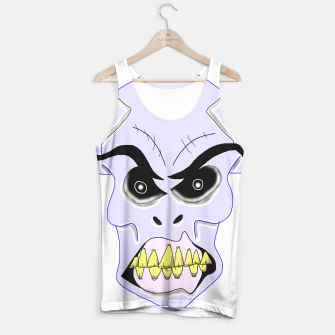 Thumbnail image of Evil Dude Tank Top, Live Heroes