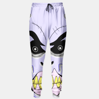 Thumbnail image of Evil Dude Sweatpants, Live Heroes