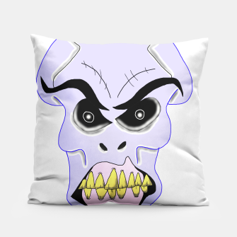 Thumbnail image of Evil Dude Pillow, Live Heroes