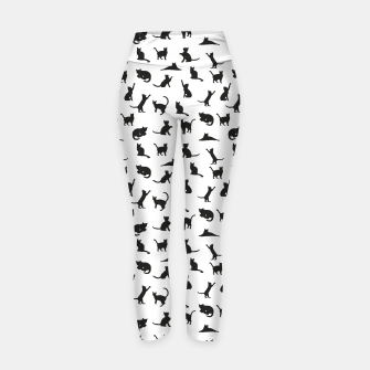 Thumbnail image of Cats&cats Yoga Pants, Live Heroes