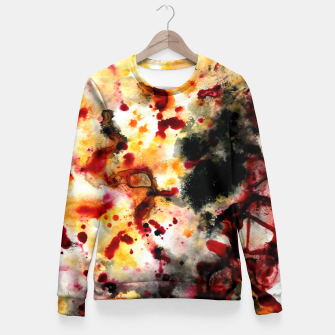 Thumbnail image of Autumn Sunrise Fitted Waist Sweater, Live Heroes