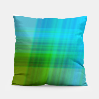 Miniaturka bLUEGREENSTRIPES Pillow, Live Heroes