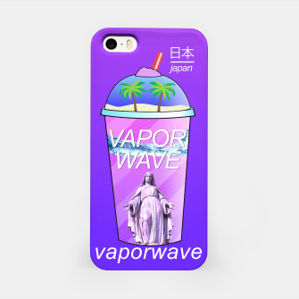 Thumbnail image of vaporwave <japan> (iPhone Case), Live Heroes