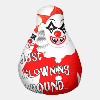Thumbnail image of Scary Clowns Just Clowning Around  Pouf, Live Heroes