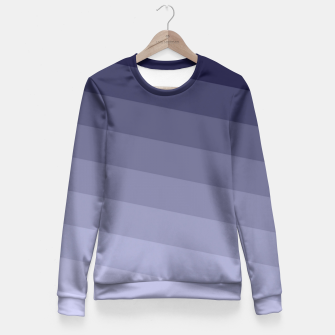 Miniaturka dEEPBLUESTRIPES Fitted Waist Sweater, Live Heroes