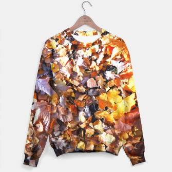 Miniaturka cOLOURS oF aUTUMN Sweater, Live Heroes