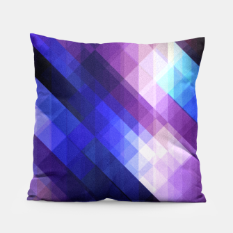 Thumbnail image of Pattern 6  Pillow, Live Heroes