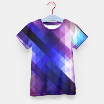 Thumbnail image of Pattern 6  Kid's T-shirt, Live Heroes