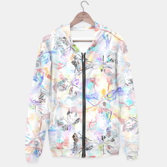 Thumbnail image of Soft Colors Abstract Painting  Hoodie, Live Heroes