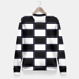 Thumbnail image of Chess  Fitted Waist Sweater, Live Heroes