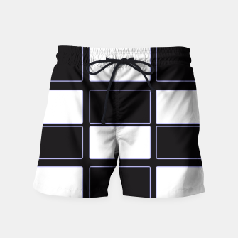 Thumbnail image of Chess  Swim Shorts, Live Heroes