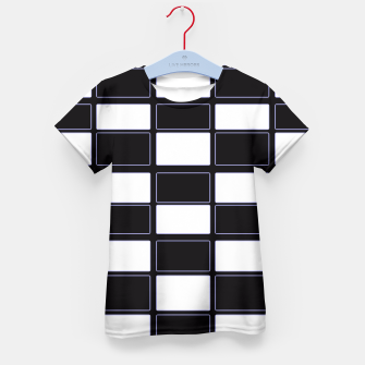 Thumbnail image of Chess  Kid's T-shirt, Live Heroes