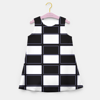 Thumbnail image of Chess  Girl's Summer Dress, Live Heroes