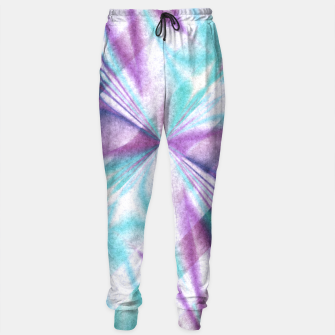 Thumbnail image of Pattern 7  Sweatpants, Live Heroes