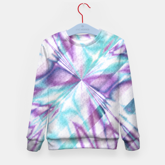 Thumbnail image of Pattern 7  Kid's Sweater, Live Heroes