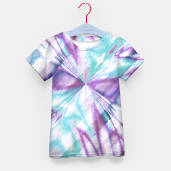 Thumbnail image of Pattern 7  Kid's T-shirt, Live Heroes