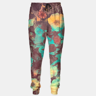 Thumbnail image of flowers 2 Sweatpants, Live Heroes
