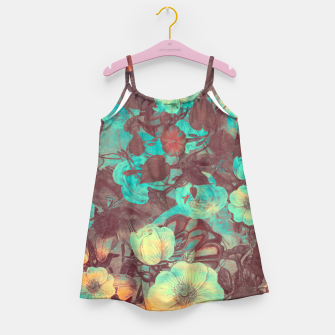 Thumbnail image of flowers 2 Girl's Dress, Live Heroes