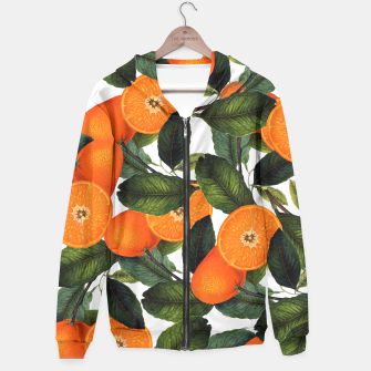 Thumbnail image of The Forbidden Orange Hoodie, Live Heroes