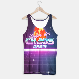 Thumbnail image of Supporter Tank Top Unisex, Live Heroes
