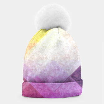 Thumbnail image of Pattern 8 Beanie, Live Heroes