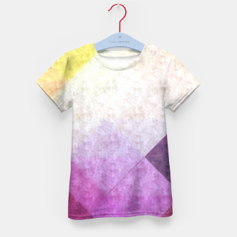 Thumbnail image of Pattern 8 Kid's T-shirt, Live Heroes