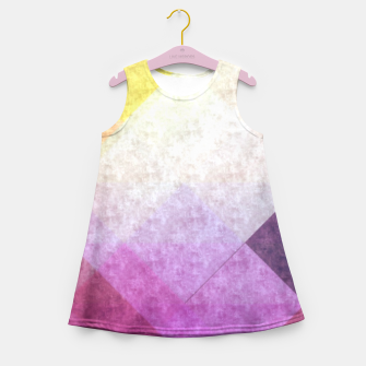 Thumbnail image of Pattern 8 Girl's Summer Dress, Live Heroes