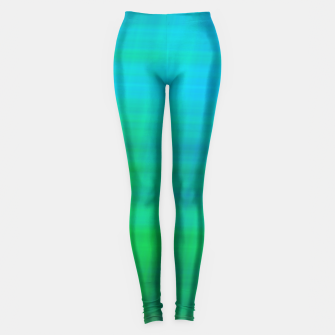 Miniaturka bLUEGREENSTRIPES Leggings, Live Heroes