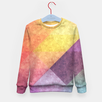 Thumbnail image of Pattern 8 Kid's Sweater, Live Heroes