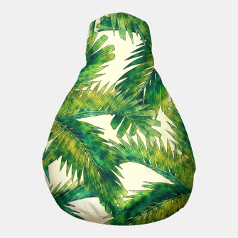 Thumbnail image of palms Pouf, Live Heroes