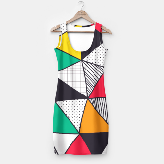 Thumbnail image of Geometrical Life Simple Dress, Live Heroes