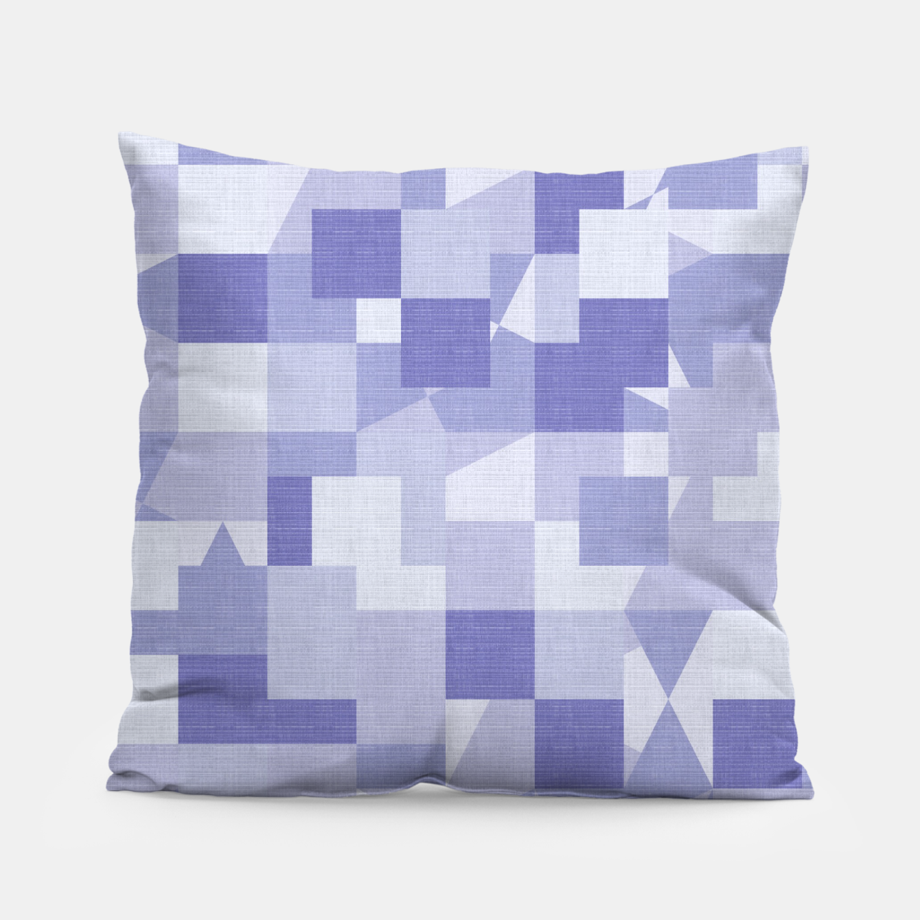 Image of Purple pattern Pillow - Live Heroes