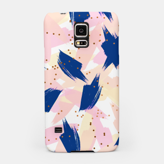 Thumbnail image of Abstract Painting V3 samsung case, Live Heroes