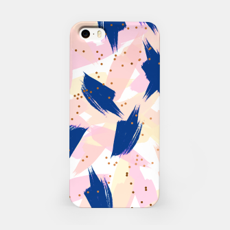 Thumbnail image of Abstract Painting V3 iPhone case, Live Heroes