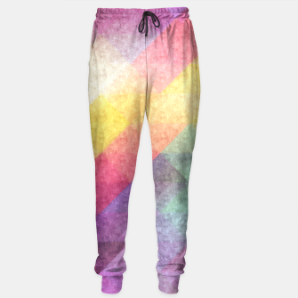 Thumbnail image of Pattern 8 Sweatpants, Live Heroes