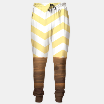 Thumbnail image of Desert Lifestyle Sweatpants, Live Heroes