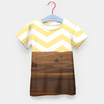 Thumbnail image of Desert Lifestyle Kid's T-shirt, Live Heroes