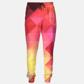 Thumbnail image of Fall pattern Sweatpants, Live Heroes