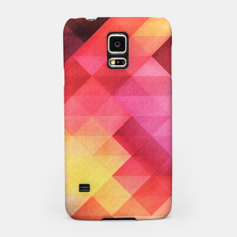 Thumbnail image of Fall pattern Samsung Case, Live Heroes