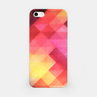 Thumbnail image of Fall pattern iPhone Case, Live Heroes