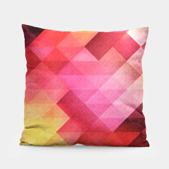Thumbnail image of Fall pattern Pillow, Live Heroes